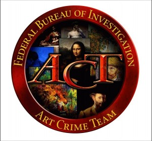 FBI Art Crime Team logo